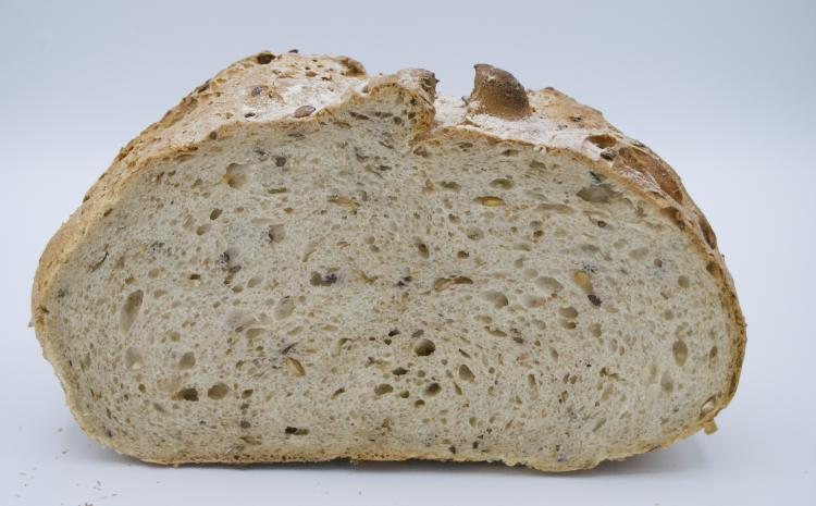 Il nostro nuovo pane fatto con lievito madre